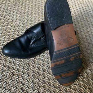 Unisa Shoes - Vintage Unisa Black Leather Booties   Sz 6.5